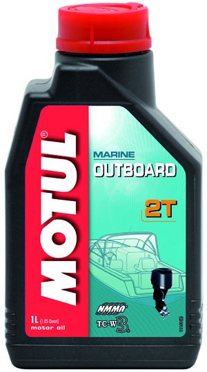 Масло моторное  OUTBOARD 2T  1л. MOTUL 851811